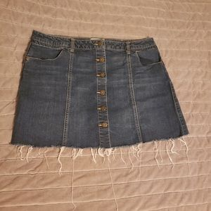 0d2370aaf Women Jolt Denim Skirt on Poshmark